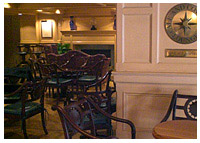 Disneys Yacht Club Resort - Dining - Ale & Compass Lounge