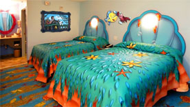 Stay at the All New Art of Animation Resort
