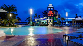 Stay at the All-Star Music Resort