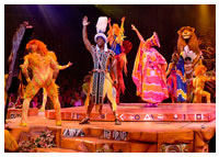 Disney's Animal Kingdom - Entertainment - Festival of the Lion King
