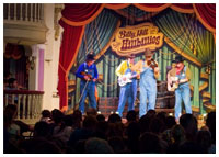 Disneyland - Entertainment - Billy Hill & The Hillbillies