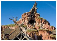 Disneyland Resort - Critter Country - Splash Mountain