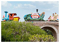 Disneyland Resort - Fantasyland - Casey Jr. Circus Train