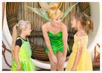 Disneyland Resort - Fantasyland - Pixie Hollow - Tinker Bell & Her Fairy Friends