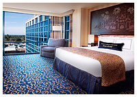 Disneyland Hotel - Club-Level Rooms and Services - Disney
