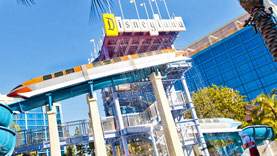 Stay at the Newly Renovated Disneyland Hotel