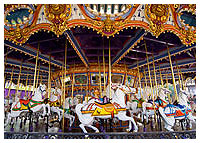 Disneyland Resort - Fantasyland - King Arthur Carrousel