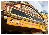 Disneyland Resort - Mainstreet U.S.A. - Main Street Cinema
