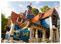 Disneyland Resort - Mickey's Toontown - Goofy's Playhouse