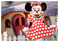 Disneyland Resort - Mickey's Toontown - Minnie's House