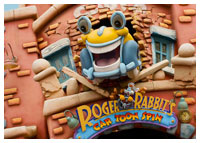Disneyland Resort - Mickey's Toontown - Roger Rabbit's Car Toon Spin