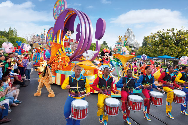 Disneyland Resort Parade