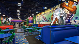 Stay at the All-Star Sports Resort