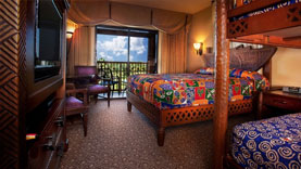 Stay at the Animal Kingdom Lodge