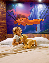 Disney's Art of Animation Lion King Family Suite
