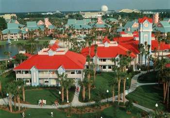 Disney's Caribbean Beach Resort Overview