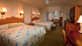 Stay at the Grand Floridian Resort