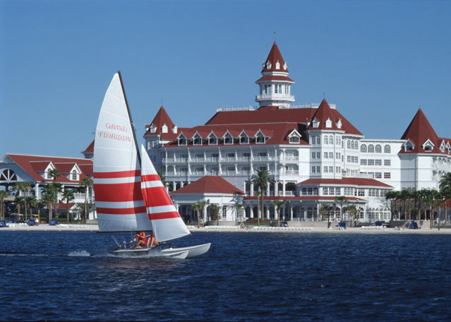 Walt Disney World Grand Floridian Resort
