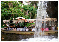 Disneys Magic Kingdom - Adventureland - Jungle Cruise
