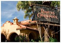 Disneys Magic Kingdom - Adventureland - Pirates of the Caribbean