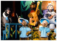 Disneys Magic Kingdom - Frontierland - Country Bears Jamboree
