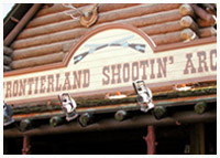Disneys Magic Kingdom - Frontierland - Frontier Shootin' Arcade