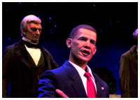 Disneys Magic Kingdom - Liberty Square - The Hall of Presidents