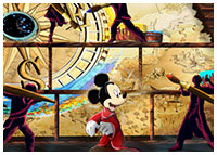 Disneyland - Entertainment - Mickey and the Magical Map