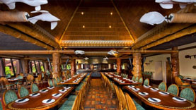 Stay at the Polynesian Resort