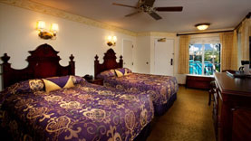 Stay at the Port Orleans Resort - French Quarter