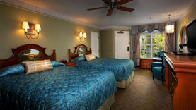 Stay at the Port Orleans Resort - Riverside
