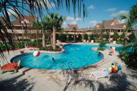 Disney's Port Orleans - Rideside                            Resort