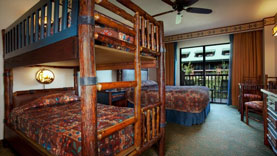Stay at the Wilderness Lodge