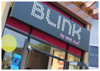 Downtown Disney - Shopping - Blink by Wet Seal