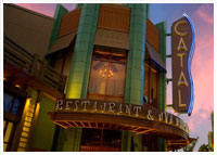 Downtown Disney District - Dining - Catal Restaurant