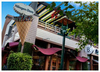 Downtown Disney District - Dining - Haagen-Dazs