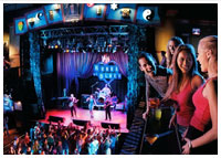 Downtown Disney - Entertainment - House of Blues Stage