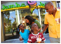 Downtown Disney District - Dining - Jamba Juice