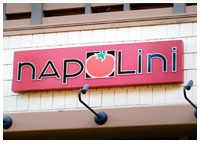 Downtown Disney - Dining - Napolini