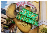 Downtown Disney District - Dining - Ralph Brennan's Jazz Kitchen
