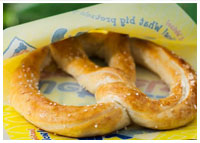 Downtown Disney District - Dining - Wetzel's Pretzels