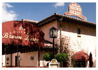 Walt Disney World - Dining - The Hollywood Brown Derby
