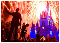 Disneys Magic Kingdom - Entertainment - Wishes Nighttime Spectacular