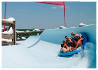 Disney's Blizzard Beach - Green Slope - Teamboat Springs