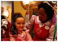 Disneys Magic Kingdom - Tours - Bibbidi Bobbidi Boutique