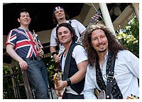 Disney's Epcot - Entertainment - British Revolution
