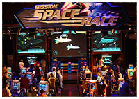 Disney's Epcot - Future World - Mission: SPACE Advanced Training Lab