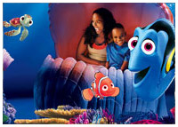 Disney's Epcot - Future World - The Seas with Nemo & Friends