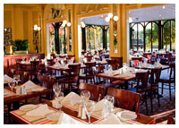 Disneys Epcot - Dining - Les Chefs de France