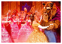 Disneys Hollywood Studios - Entertainment - Beauty and the Beast - Live on Stage